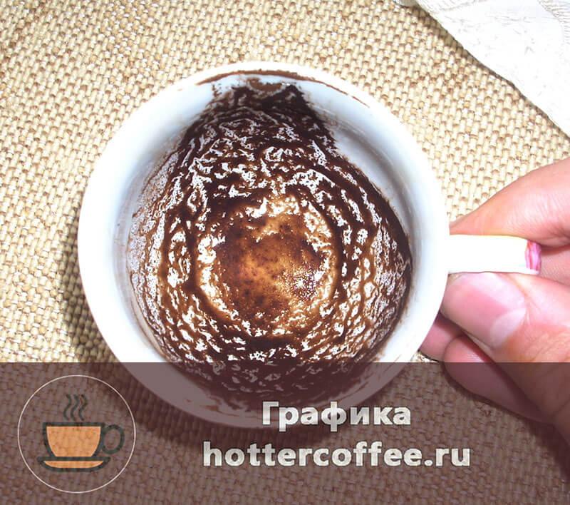 Узоры на кофейной гуще