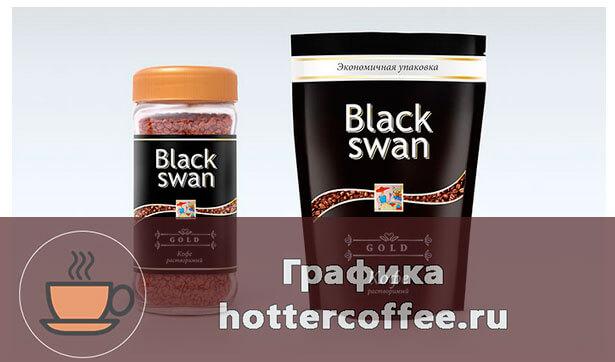 Кофе Блэк Свон