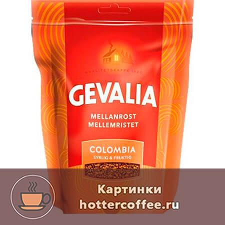 Растворимый кофе Гевалия COLOMBIA