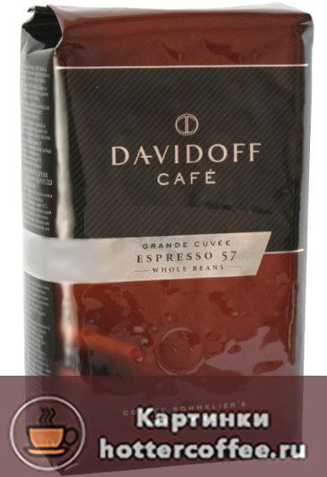 Davidoff Cafe Espresso 57