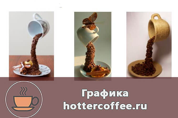 Парящяя чашка