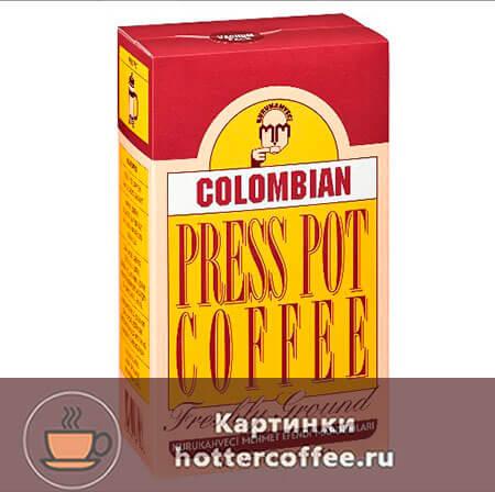 Press Pot