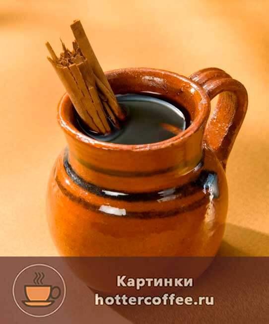 Рецепт кофе Де Олла