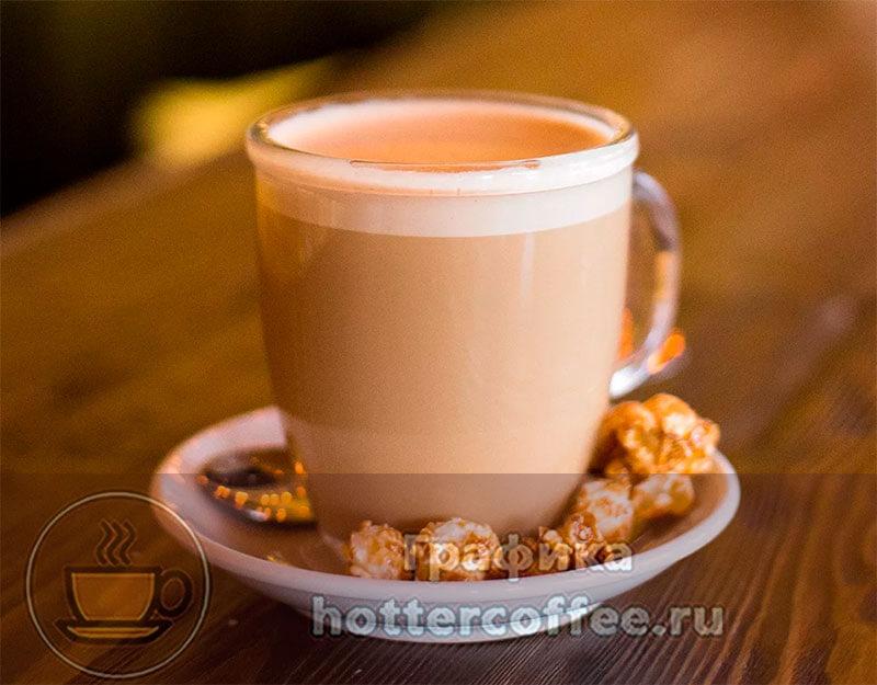 Готовим раф кофе в домашних условиях