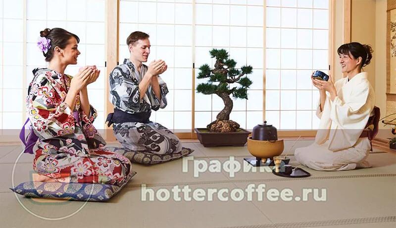 C 1983 года, в Японии отмечают день кофе