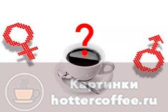 Вечная путаница о роде слова кофе