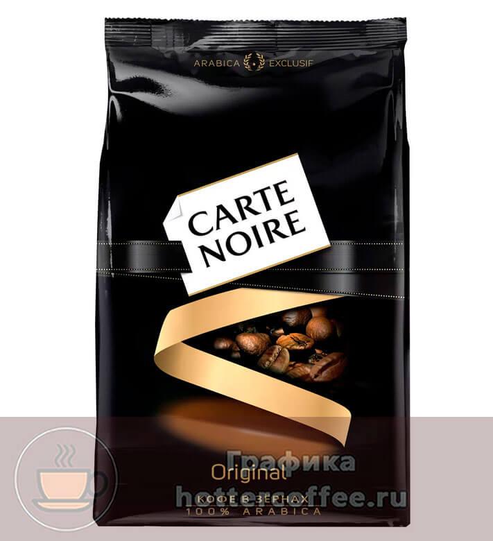 Хороший зерновой кофе - Карт Нуар