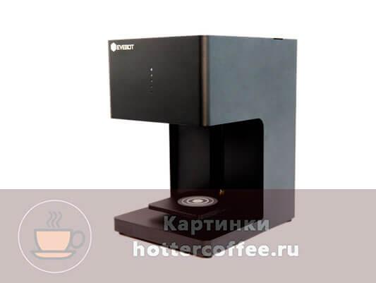 Кофе принтер от компании СелфиПринт