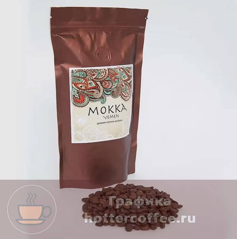 Кофе Йемен Мокка