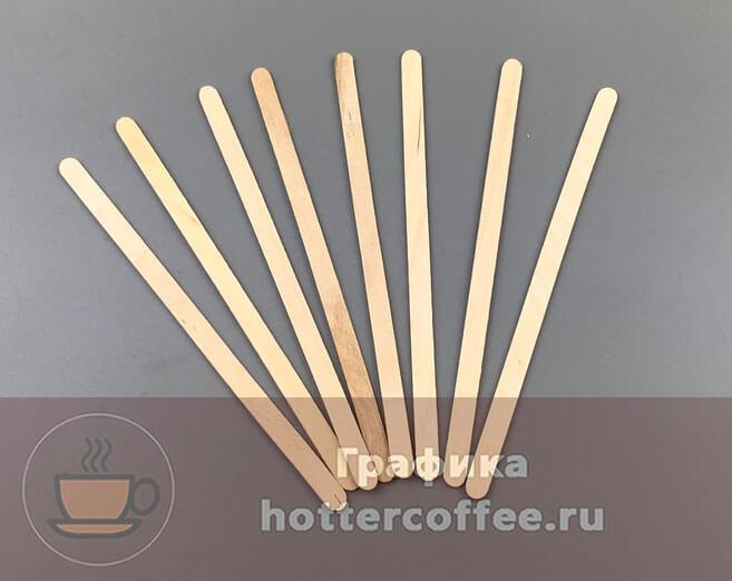 Основание кофейной палочки