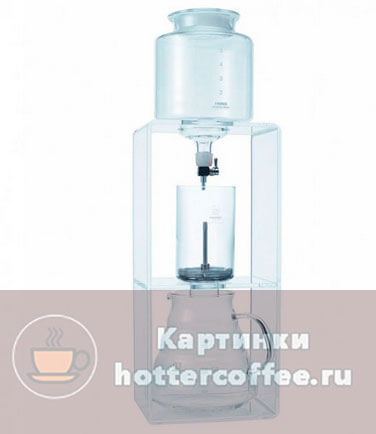 Дрипер-кофеварка для приготовления колд брю