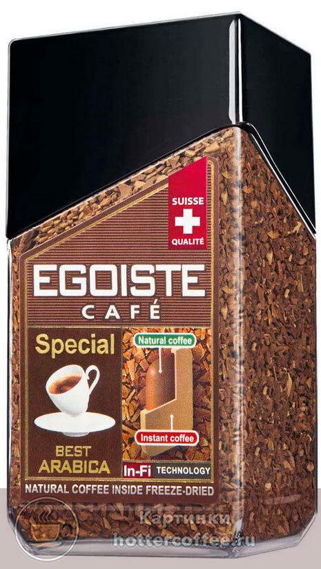 Растворимый кофе эгоист - высокое качество и потрясающий вкус